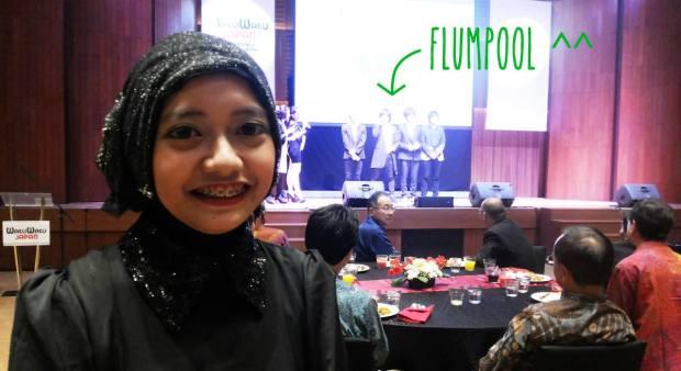 me at fp's gala dinner